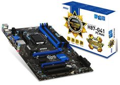 Get a great deal on a MSI Socket 1150 HDMI D-Sub DVI Audio ATX Motherboard as well as thousands of products at Ebuyer! Bios, Socket, Usb, Gaming Computer, Gaming Setup, Computer Accessories, Consumer Electronics, Computers, Shopping