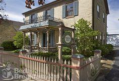 Washington House Cedarburg | Washington House Inn bed and breakfast - Cedarburg, Wisconsin ...