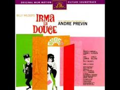 """Irma la douce"" - Music extracted from the movie"