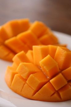 Mango - none better than in Singapore!