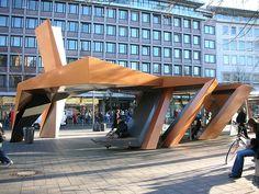 Bus Shelter, Aachen                                                                                                                                                                                 More