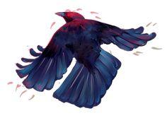 Bird 7 by Bentanana.deviantart.com on @DeviantArt