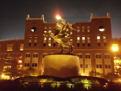 Doak Campbell Stadium at FSU