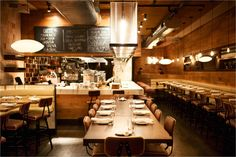 Fashion Week Restaurants | Fashion Terrains