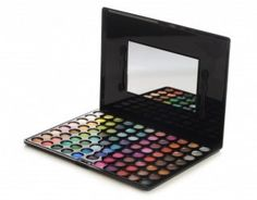 88 color shimmer palette... the pigment payoff is supposed to be better than ELF's