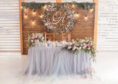 Цветочная магия: свадьба Олеси и Армана