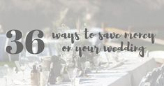Cheap Wedding Ideas - 36 Genius Ways to Save Money Wedding Budget Spreadsheet, Wedding Planning On A Budget, Budget Wedding, Ways To Save Money, Money Saving Tips, Wedding Advice, Wedding Ideas, Wedding Decorations, Flower Bouquet Wedding
