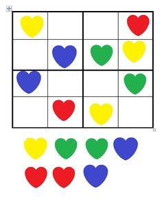 Kindergarten Learning, Baby Learning, Printable Masks, Sudoku Puzzles, Preschool Themes, Aesthetic Iphone Wallpaper, Homeschool, Classroom, Valentines