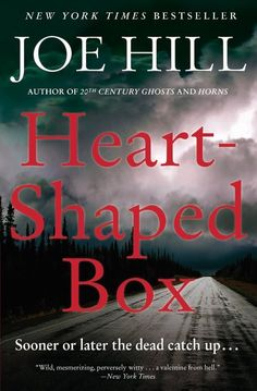 Heart-Shaped Box by Joe Hill | 27 Seriously Underrated Books Every Book Lover Should Read