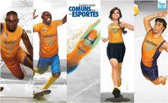 As lesões mais comuns em cinco esportes diferentes