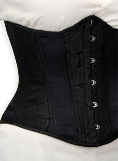"""Black Rose Silk Classic Corset, great reviews and beautiful!  Lots of other """"wants"""" on their site."""