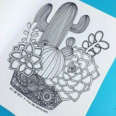 pin by mariangel bracho on dani hoyos art doodles Doodle Art Drawing, Zentangle Drawings, Zentangle Patterns, Art Drawings Sketches, Zentangles, Zentangle Art Ideas, Mandala Art, Mandala Drawing, Dibujos Zentangle Art