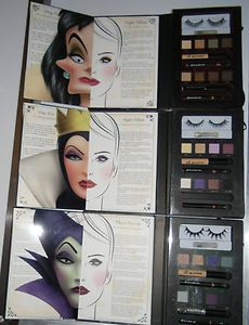 Makeup kits - Disney Villains! Just in time for Halloween!