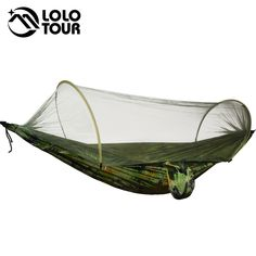 Outdoor Tools Beautiful Practical Super Hammock With Hanging Hammock With Hamaca Hamak Camping Travel Portable Hanging Tree Rope S2