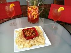 White Zinfandel Sangria on Pinterest | White Sangria Punch, Sangria ...