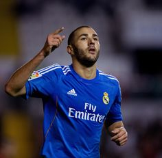 This is French footballer Karim Benzema. | French Footballer Karim Benzema Looks Exactly Like Shia LaBeouf