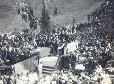 Opening Ceremony of the Hebrew University: Dr. Weizmann speaking [1/4/1925]