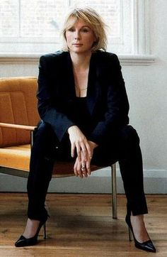 Jennifer saunders Okay, so if I had to pick one person whom I'd most want to be like, it would be her :-)
