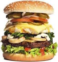 Space Burger- Dusseldorf