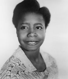 "Butterfly McQueen ~ Prissy in ""Gone With The Wind"""