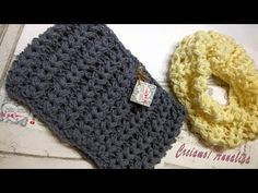 Scaldacollo morbidoso ad uncinetto polainas SUAVE Gaiters SOFT - YouTube Crochet Designs, Diy Design, Cowl, Crochet Hats, Diy Projects, Youtube, Pattern, Pink, Accessories