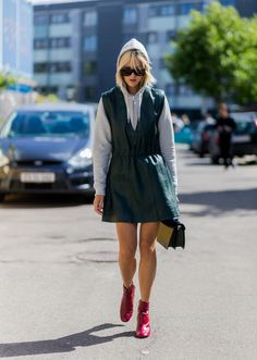 Prediction: These Street Style Trends Will Be Huge at Fashion Week via…
