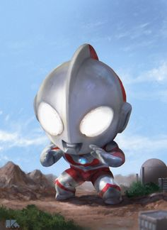 ArtStation - Ultraman, kuchu pack