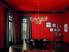Gothic-bathroom-bathroom-ideas-bathroom-decor-modern-bathroom-home-decor-trends-2017-interior-design-2017  #gothic #bathroom #bathroomdesign #bathroomremodeling #bathroomremodel #design #decoration #homedecor #homedesign #interiordesign #interior #room
