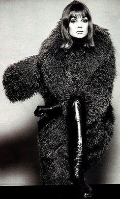 Jean Shrimpton by David Bailey.