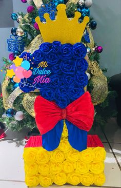 Princess Theme Party, Princess Birthday, 2nd Birthday, Birthday Parties, Beauty And Beast Birthday, Snow White Birthday, Ideas Para Fiestas, Paper Decorations, Party Themes