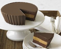 Reese's Peanut Butter Cake.
