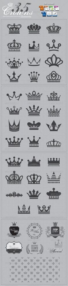 Crowns+Elements+v2 More