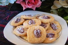 Cheddar pecan cookies. You have n o idea how addicting these are!