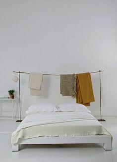 le lit portant