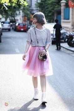 """Soi"" street style con gái miền Bắc và con gái miền Nam tuần qua - Kenh14.vn"