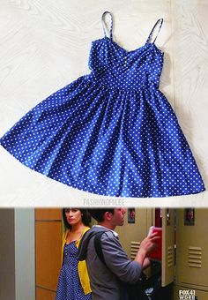 Rachel berry on glee School Girl Outfit, Girl Outfits, Cute Outfits, Glee Fashion, Fashion Outfits, Preppy Fashion, Rachel Berry Style, Only Clothing, Special Dresses