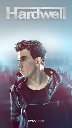 Robbert van de Corput (born 7 January 1988),who performs under the stage name Hardwell, is a Dutch big room house and electro house DJ and music producer. He was voted the World's No. 1 DJ on DJ Magazine's annual Top 100 DJs poll in 2013, and again in 2014. Hardwell is known for his live sets at major music festivals such as Tomorrowland and Ultra.