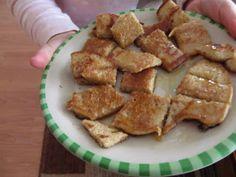 Oatmeal Applesauce Quinoa Pancakes