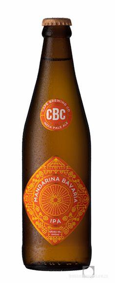 Craft Beer Pack Shots: CBC Mandarina Bavaria IPA_Spritzed. www.bakkesimages.co.za