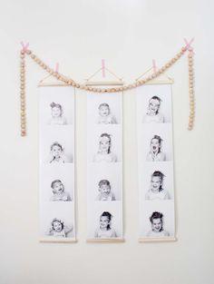 DIY photobooth prints