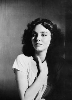 Jennifer Jones in Duel in the Sun (King Vidor, 1946)