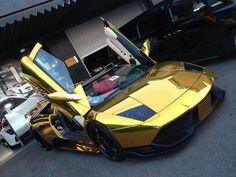 My Gold Lambo