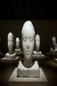 Cultura Inquieta - Jaume Plensa: la poesía de la escultura o la poesía esculpida