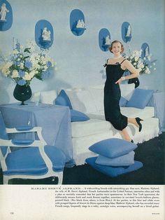April Vogue 1956