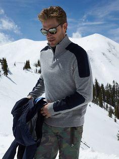 ulric ski sweater - sweaters - men - Gorsuch
