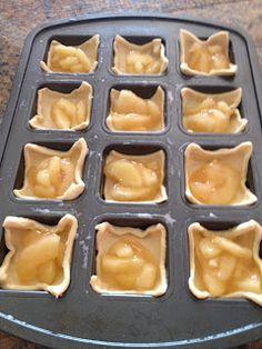 My Pampered Kitchen Adventures: Irresistable Mini Apple Pies