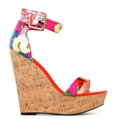 67ec0213dd Fashion: trends, outfit ideas, what to wear, fashion news and runway looks.  Fab ShoesWedge ShoesCrazy ...