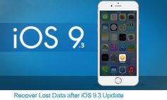 iOS 9.3 is a new version released by Apple with several new features providing to Apple users. Compared to iOS 9.