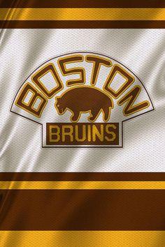 Boston Bruins Uniform Print By Joe Hamilton