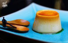 Flan de queso   Receta casera